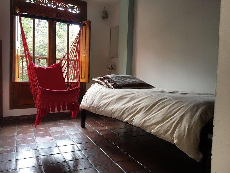 Habitación La Candelaria centro Bogota, Colombia, location de vacances à Choachi