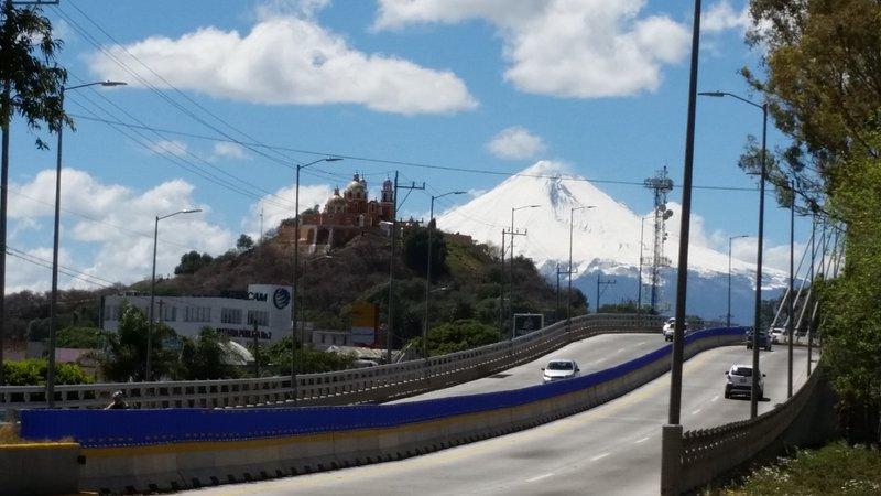 Puebla Centre Historique