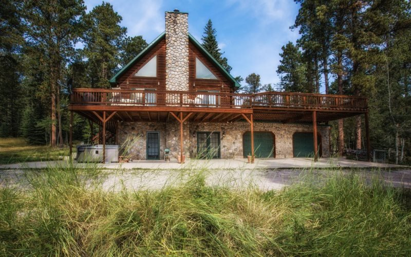 Great Pine Lodge, holiday rental in Iola