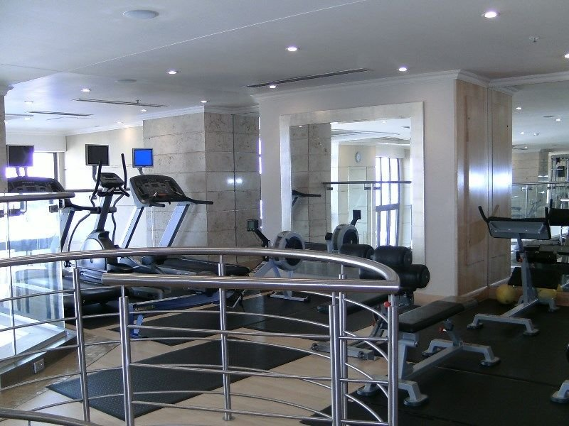 Furnished apartment in Michelangelo Towers rental, vacation rental in Johannesburg