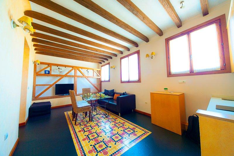 CASA DE CARRETAS, vacation rental in Toledo