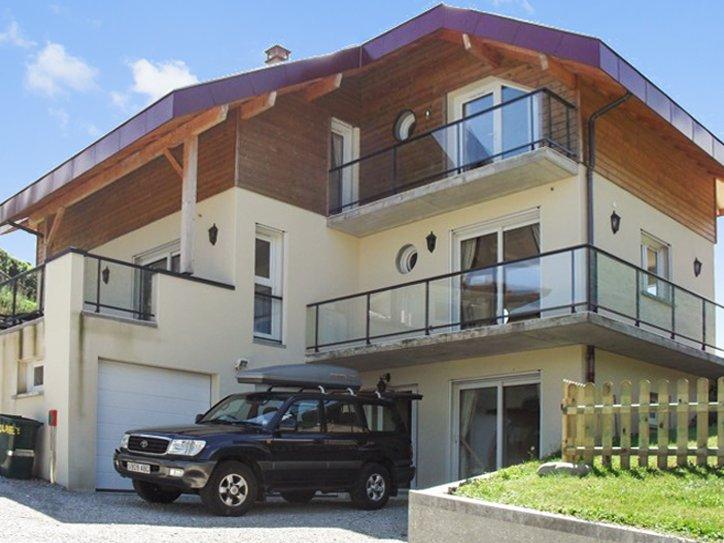 Spacious house with mountain view, holiday rental in Saint-Jorioz
