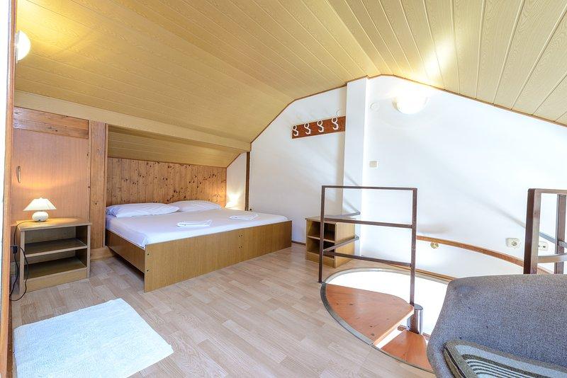 Galerie Schlafzimmer mit 2 Einzelbetten