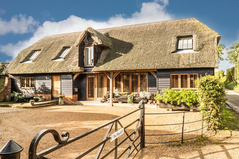 The Hayloft at Chislet, vacation rental in Stourmouth