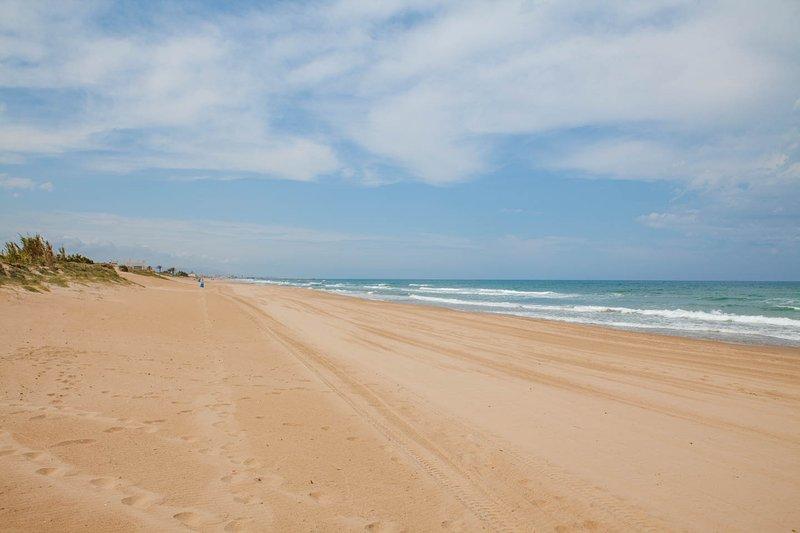 10 km de Playa