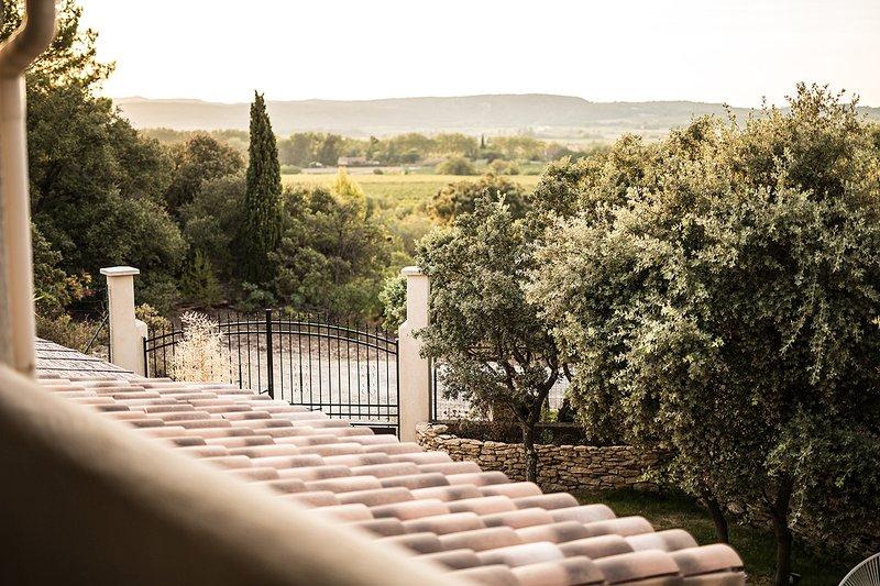 indoor pool design cottage for two people Uzes Pont du Gard