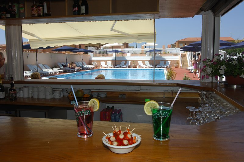 De vakantiewoning VILLA ENSOLEILLADE - Bar