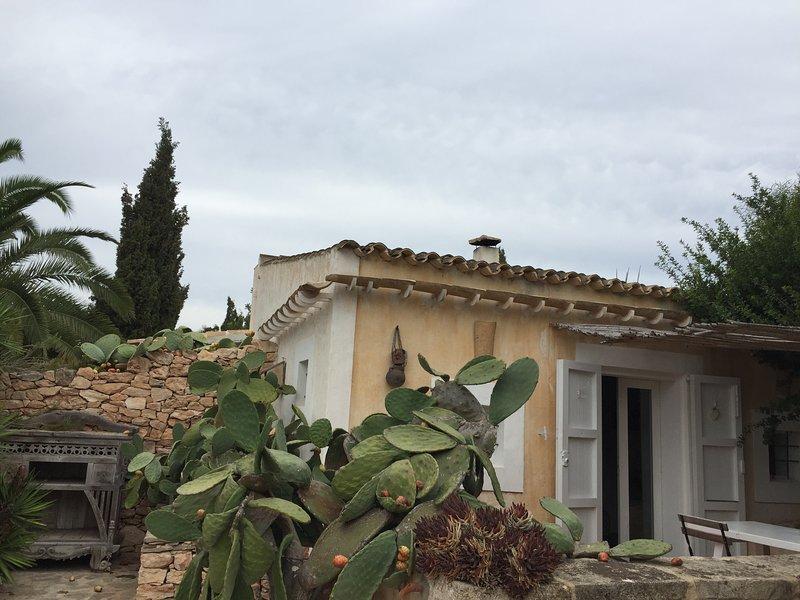 Formentera Casa rural, location de vacances à Es Cap de Barbaria