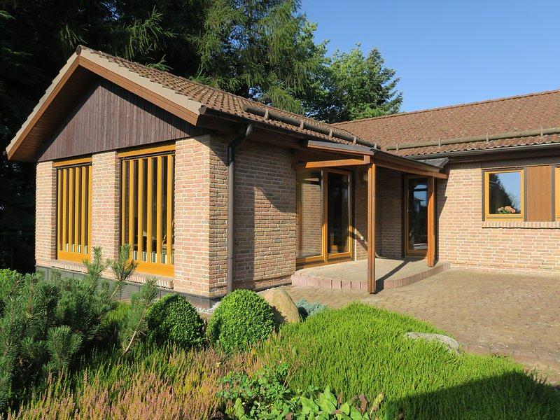 Modernes und großes Ferienhaus mit Komfort, Privatsphaere und Wohlfuehlgarantie, holiday rental in Zorge