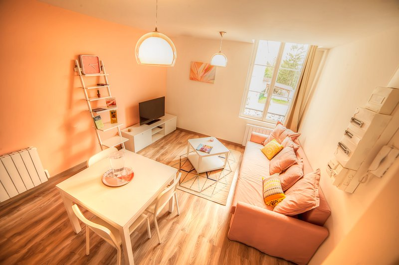 T2 45m2 'Le Millésime', vacation rental in Chalons-en-Champagne