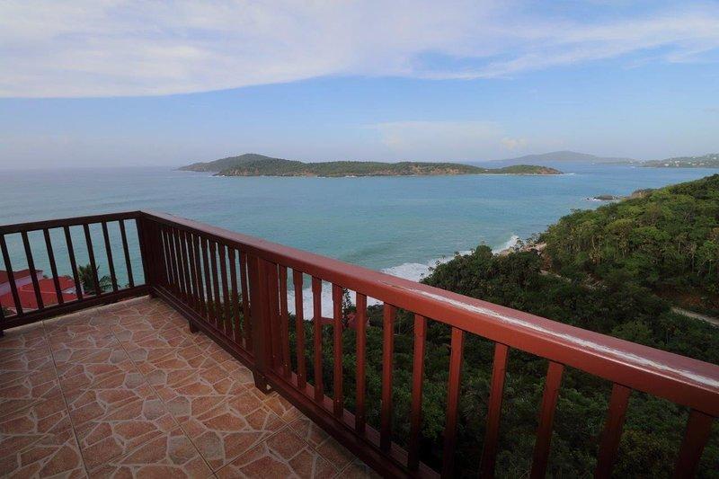 Enchanted Views from the Villas