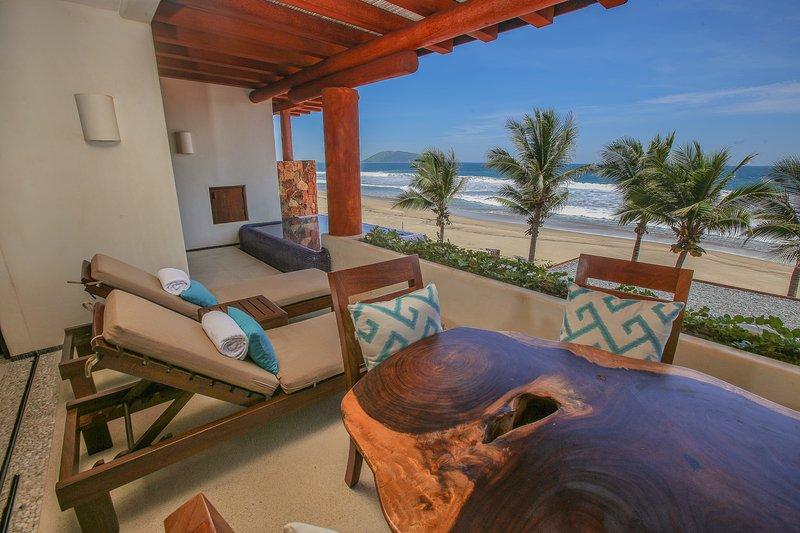 Casa Azul en Las Palmas, holiday rental in Playa Blanca