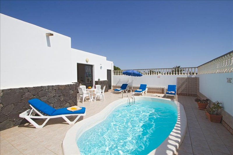 Patricia in Costa Teguise, holiday rental in Costa Teguise