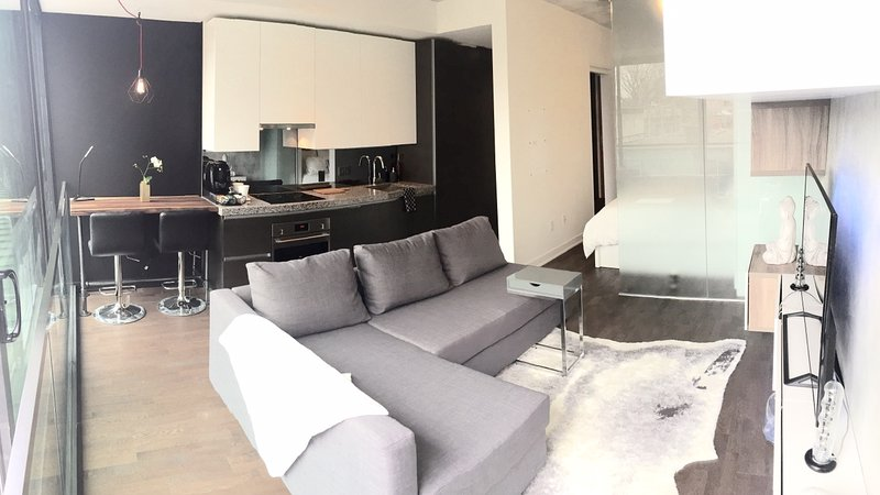 Luxury Boutique Condo King W On Site Parking & Fre, holiday rental in Toronto