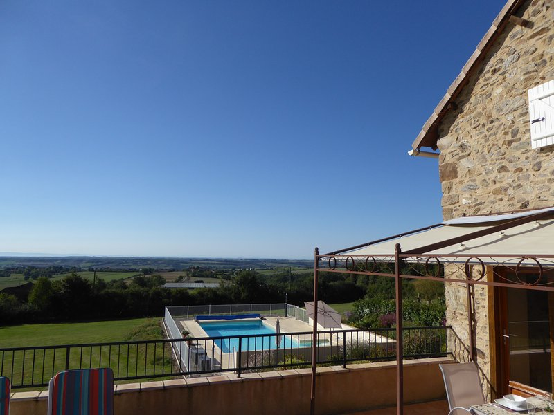Les Hirondelles, vacation rental in Tarn