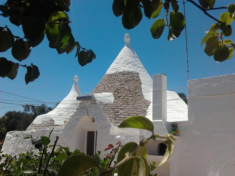 Estate nel trullo, location de vacances à Villa Castelli