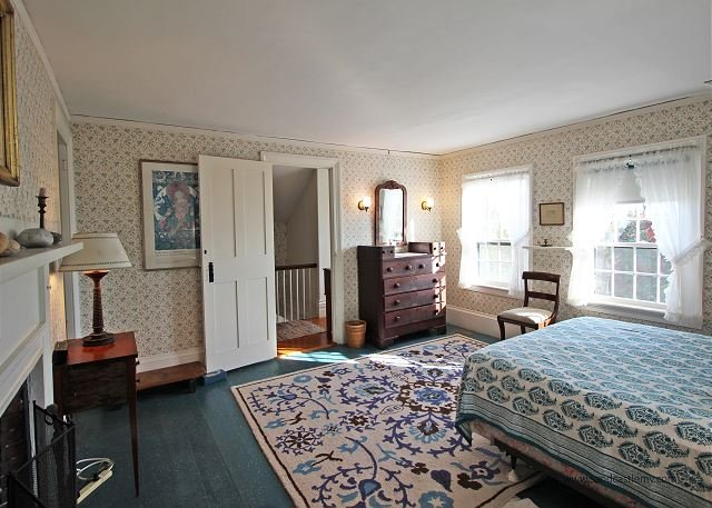 Another view of the queen bedroom
