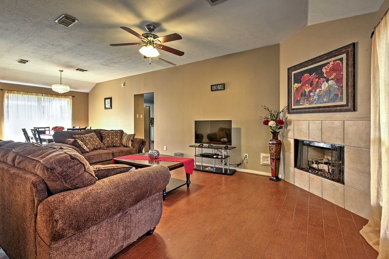 Welcome to your Spring, Texas vacation rental!