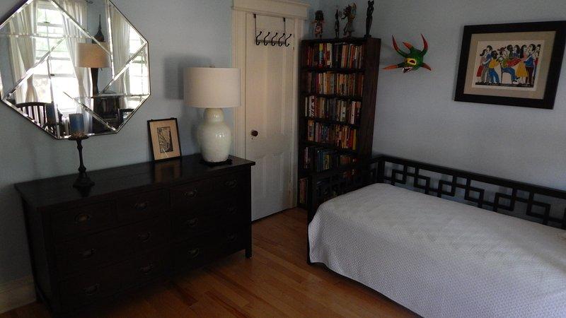Segundo quarto no segundo andar