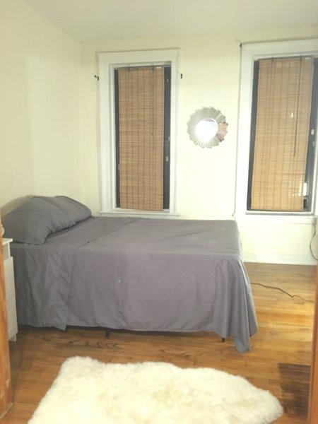 Bedroom with Tempurpedic Mattress Queen sized