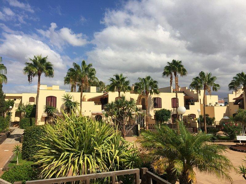 Tranquilo y bonito apartamento para desconectar¡¡¡, alquiler de vacaciones en Costa del Silencio