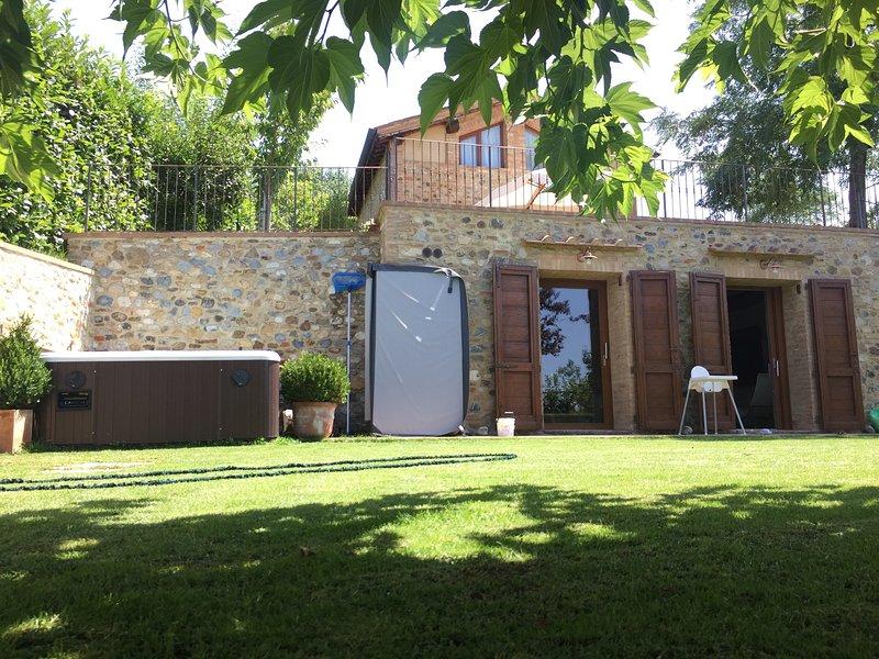 Casa Costaberci - Chianti -Siena, holiday rental in Siena