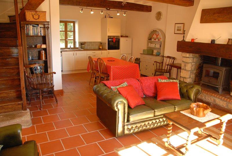Domaine Saladry, les Cypres 3 bed 4* luxury Gite, alquiler vacacional en Carlipa