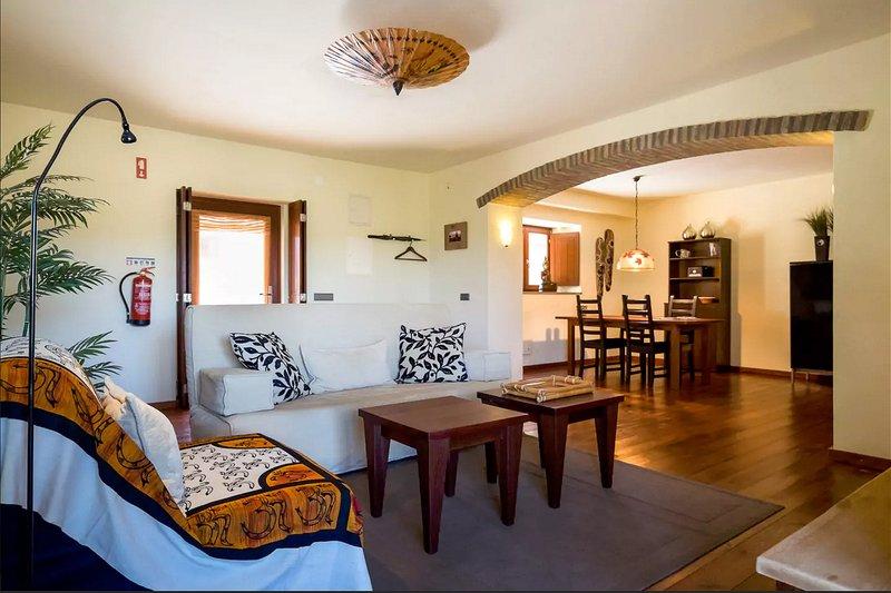 Casa Hridaya Oriental Castelo de Vide Alentejo, vacation rental in Portalegre
