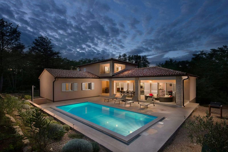 Istrian villa Happy House, casa vacanza a Sumber
