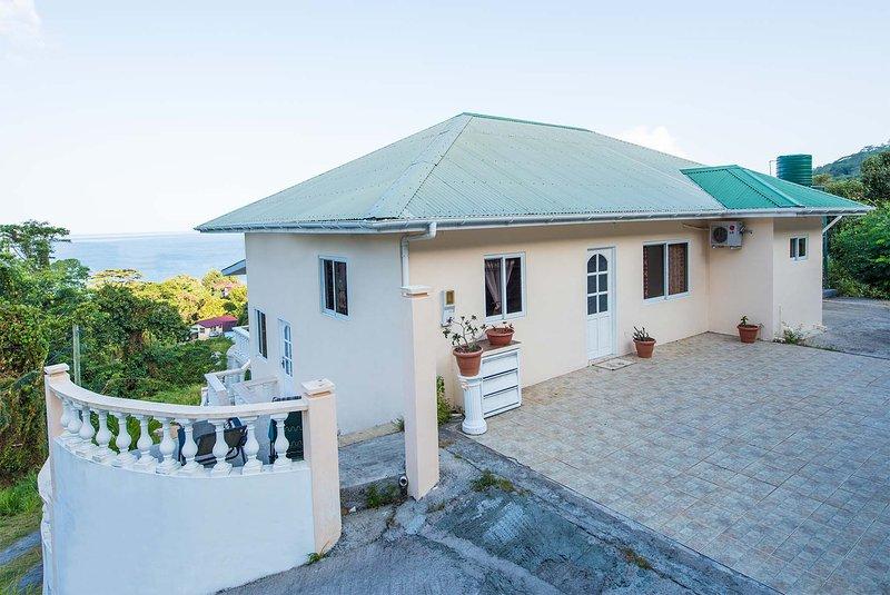 Ferienhaus bis 7 Personen, location de vacances à Mare Anglaise