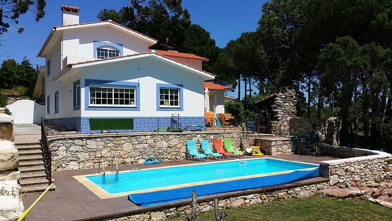 La Villa Tranquille, holiday rental in Coimbra District