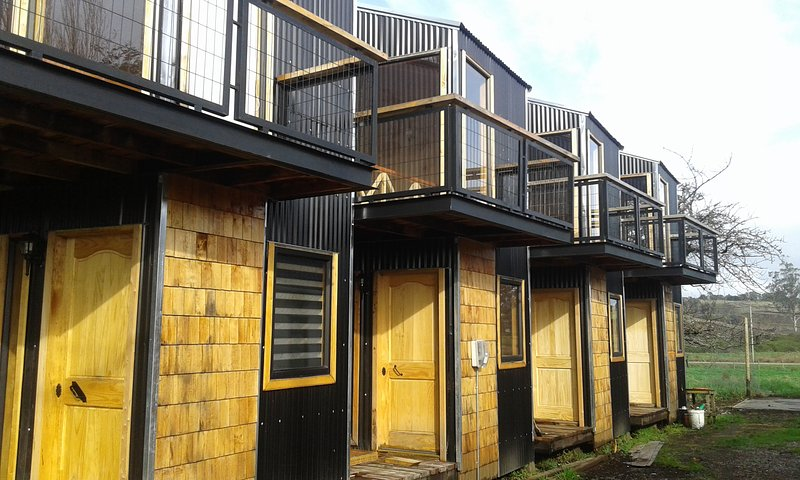 Chiloe, Chonchi, Cabañas Loft del Sur, holiday rental in Los Lagos Region