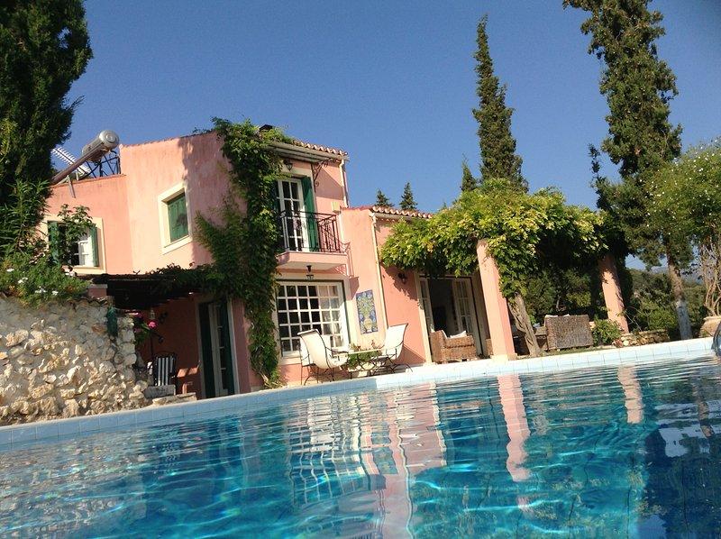 Roz Villa, location de vacances à Céphalonie