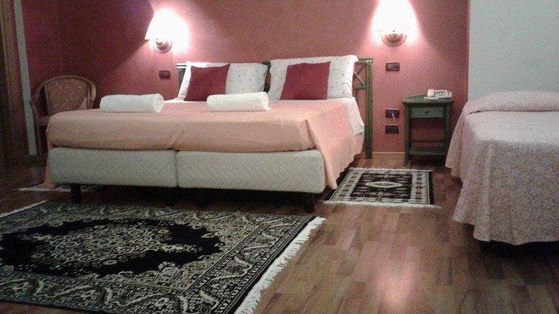 Casa Rò5 Palermo, holiday rental in Giuliana