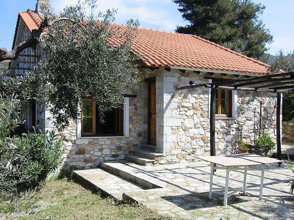 O pátio Farmhouse