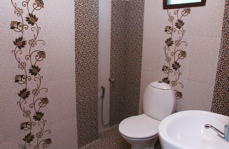 Private bath for Non- AC Room