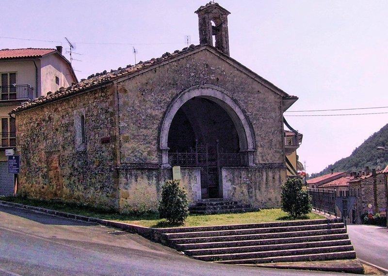 Semproniano, Oratorio di San Rocco