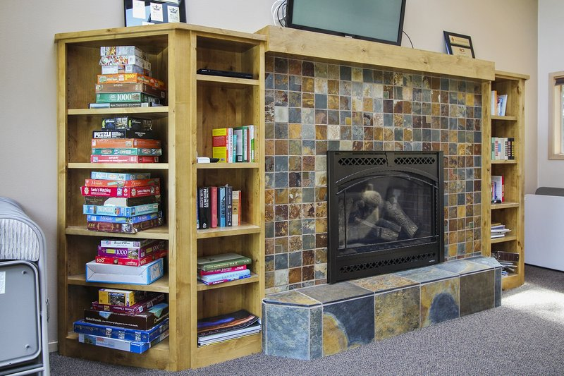 Fireplace,Hearth,Entertainment Center,Bookcase,Furniture