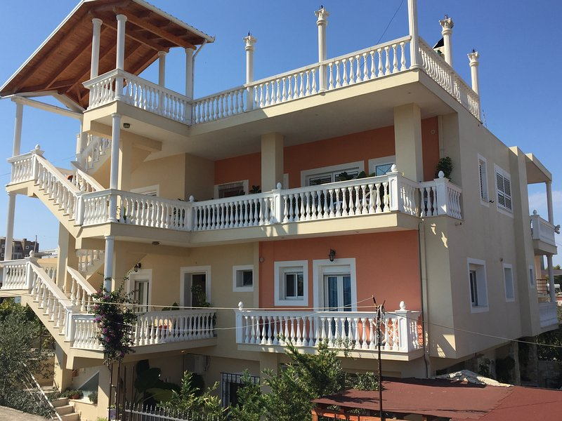 Vila Rias Front property