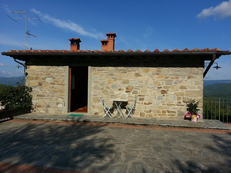 CASA LE ROTE, holiday rental in Quota