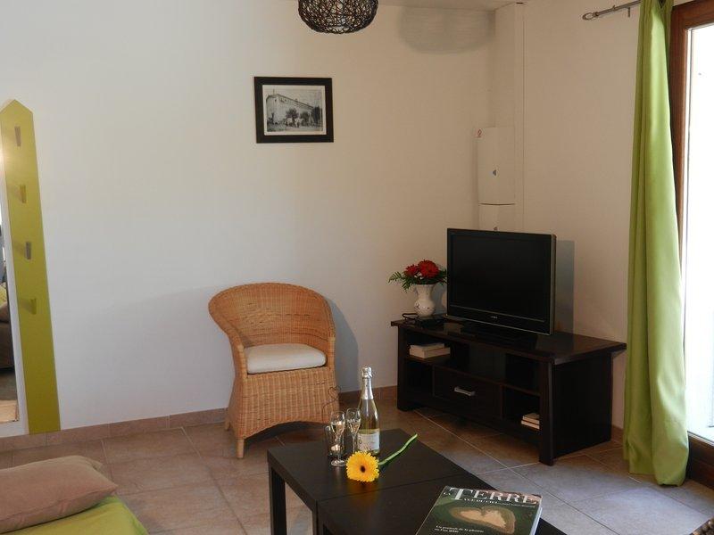 Living room side