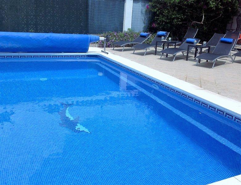 Dê um mergulho refrescante