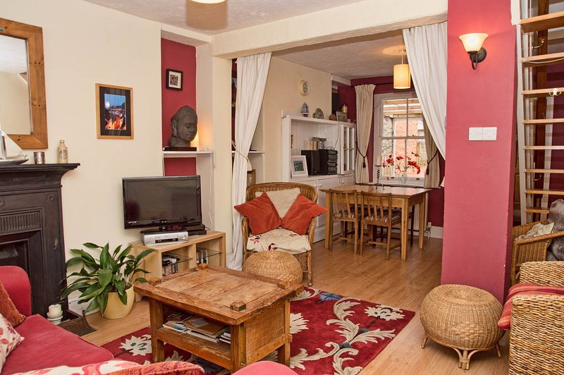 Cosy holiday cottage near the sea, Ferienwohnung in Ilfracombe