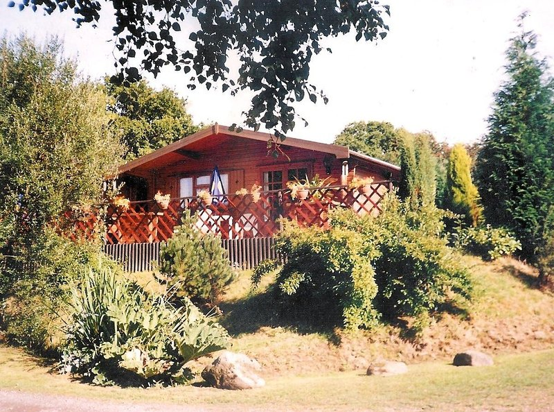 PINETREE LODGE, CASTELLAU, LLANTRISANT.  12 MILES FROM CARDIFF. CF72 8LP, holiday rental in Merthyr Vale