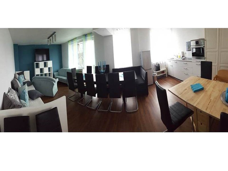 224m2 Wellness Bussiness Konference Area, holiday rental in Bottrop