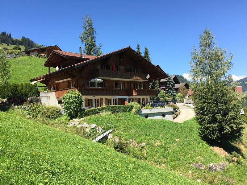 Bijou Eggetli, holiday rental in Zweisimmen