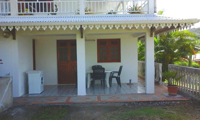 T3 70m2 pour vacances au Sud de la Martinique, vacation rental in Le Vauclin