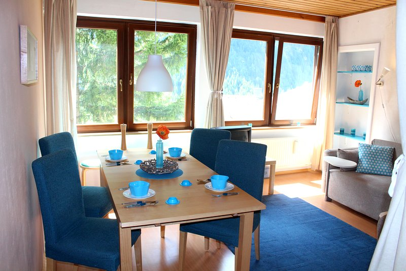 Apartments at Berghaus Glockner - Mountain view, vacation rental in Heiligenblut