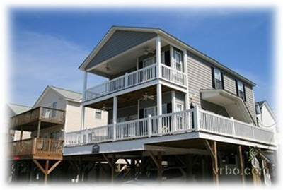 Beautiful Oceanview Beach House- Myrtle Beach