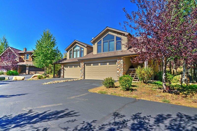 Para la última estancia de Colorado, libro el alquiler de casa!